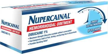 Nupercainal Products